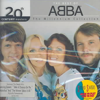20TH CENTURY MASTERS:MILLENNIUM COLLE BY ABBA (CD)