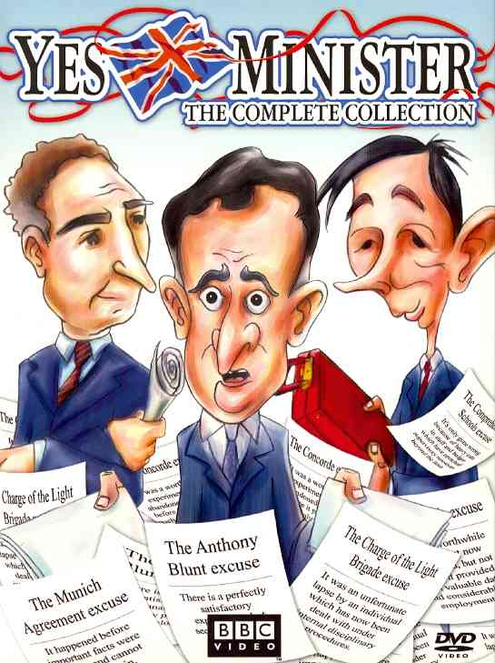 YES MINISTER: THE COMPLETE COLLECTION BY HAWTHORNE,NIGEL (DVD)